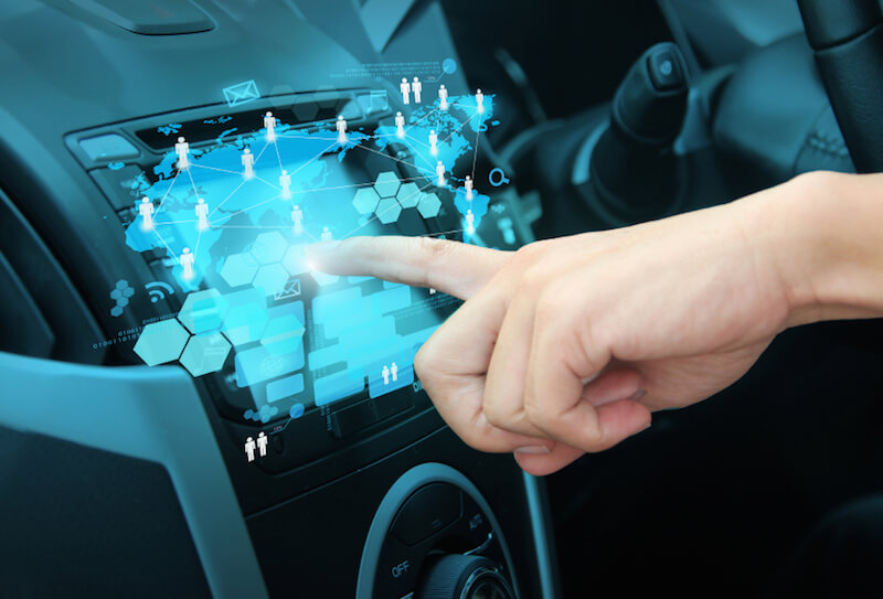 Privacy risks associated with connected cars