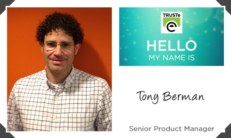Meet Tony Berman