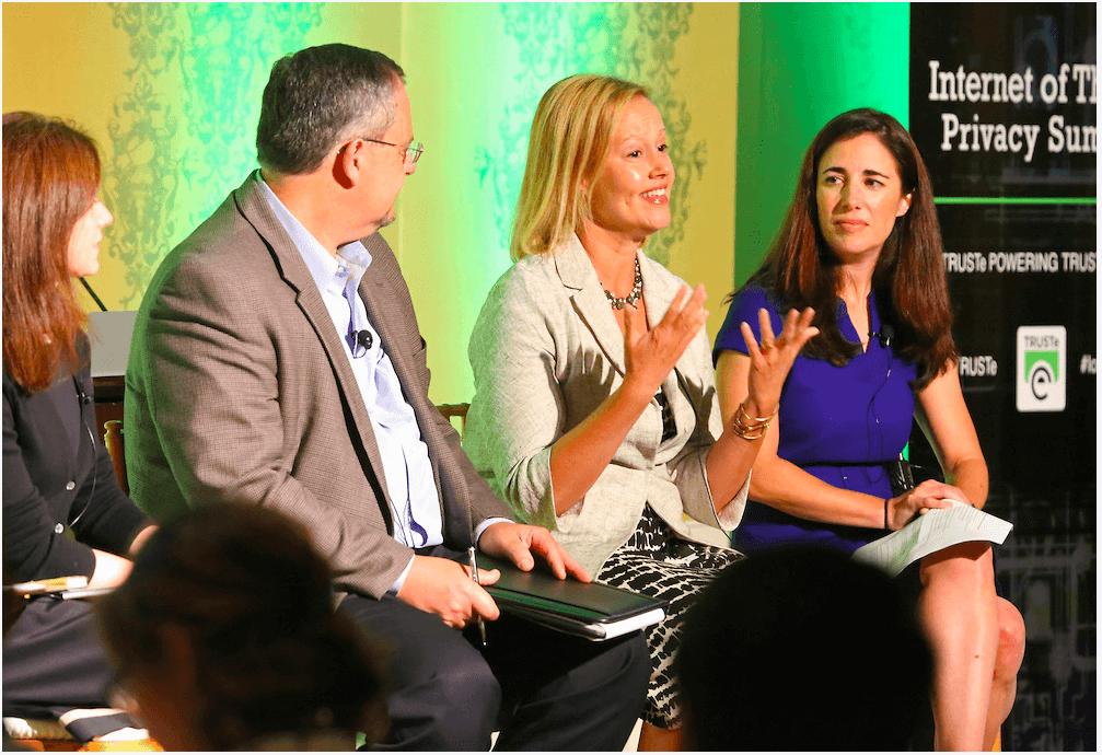 TRUSTe Panel at 2014 IoT
