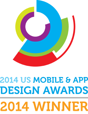 TRUSTe Privacy App wins silver at the 2014 US mobile and app design awards.